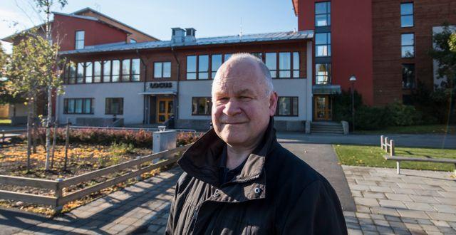 Polismannen Erik Gatu. Henrik Hansson
