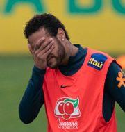 Neymar. Leo Correa / TT NYHETSBYRÅN/ NTB Scanpix