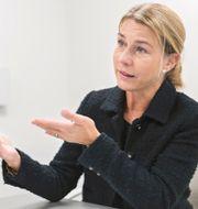 Lena Sellgren, chefsekonom på Business Sweden. Veronica Johansson/SvD/TT / TT NYHETSBYRÅN
