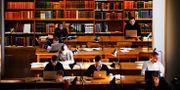 Studenter på Uppsala universitet. Arkivbild.  Tor Johnsson/SvD/TT / TT NYHETSBYRÅN