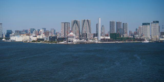 Tokyo.  JOEL MARKLUND / BILDBYR N