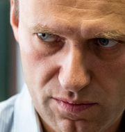 Aleksej Navalnyj. 2018. Pavel Golovkin / TT NYHETSBYRÅN
