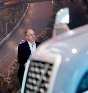 Volvo AB:s vd Martin Lundstedt. Adam Ihse/TT / TT NYHETSBYRÅN