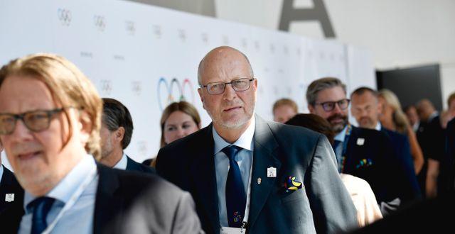 Sven-Erik Österberg.  Stina Stjernkvist/TT / TT NYHETSBYRÅN