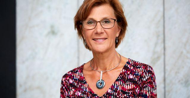Nina Wenning på Bankomat.