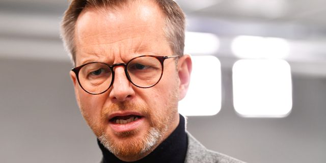 Mikael Damberg Henrik Montgomery/TT / TT NYHETSBYRÅN