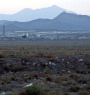 Kärnenergianläggningen Natanz i Iran, 2007. HASAN SARBAKHSHIAN / TT NYHETSBYRÅN