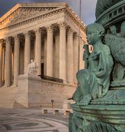 Högsta domstolen i Washington.  J. Scott Applewhite / TT NYHETSBYRÅN