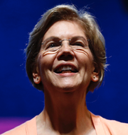 Bernie Sanders, Elizabeth Warren, Joe Biden.  TT