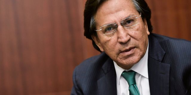 Alejandro Toledo. MANDEL NGAN / AFP