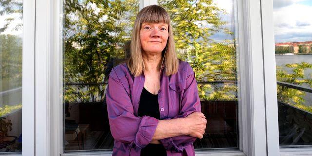 Gun-Britt Sundström, 2008. Dan Hansson / SvD / TT / TT NYHETSBYRÅN