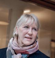 Margot Wallström. Lisa Arfwidson/SvD/TT / TT NYHETSBYRÅN