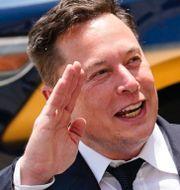 Musk och Bezos TT