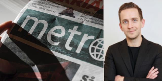Thomas Eriksson till höger.  TT / Mynewsdesk
