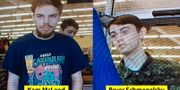 Kam McLeod, 19, and Bryer Schmegelsky, 18. - / ALBERTA RCMP