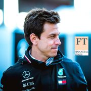 Toto Wolff, CEO of Mercedes Formula One Team. Shutterstock