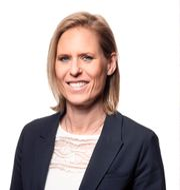 Solnas näringslivschef Katarina Barter.