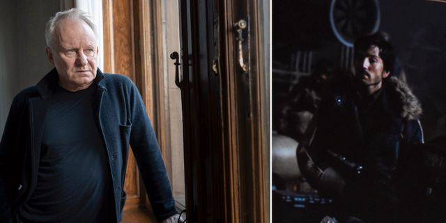 """Skarsgård, Luna i """"Rogue One""""."""