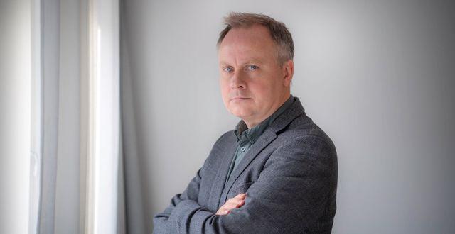 Patrick Joyce, chefsekonom på Almega.