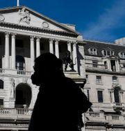 Bank of England.  Toby Melville / TT NYHETSBYRÅN