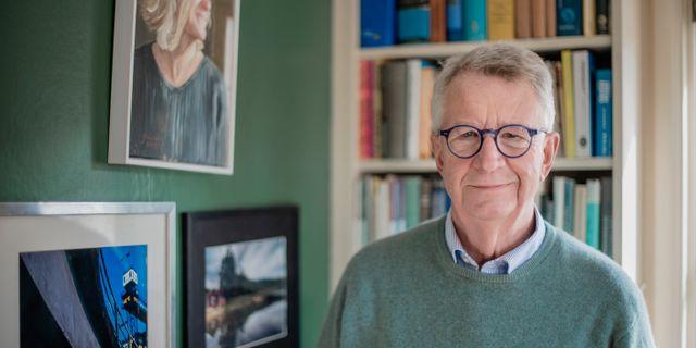 Johan Giesecke. JOHANNA LUNDBERG / BILDBYRÅN