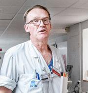 Johan Styrud, överläkare på Danderyds sjukhus norr om Stockholm/Arkivbild Tomas Oneborg/SvD/TT / TT NYHETSBYRÅN