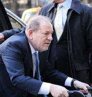 Harvey Weinstein. SPENCER PLATT / TT NYHETSBYRÅN