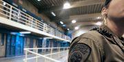 Amerikanskt fängelse, arkivbild. Rich Pedroncelli / TT NYHETSBYRÅN/ NTB Scanpix