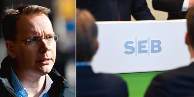Joacim Olsson, vd för Aktiespararna. Henrik Montgomery/TT