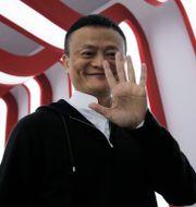 Arkivbild: Jack Ma.  Kin Cheung / TT NYHETSBYRÅN/ NTB Scanpix