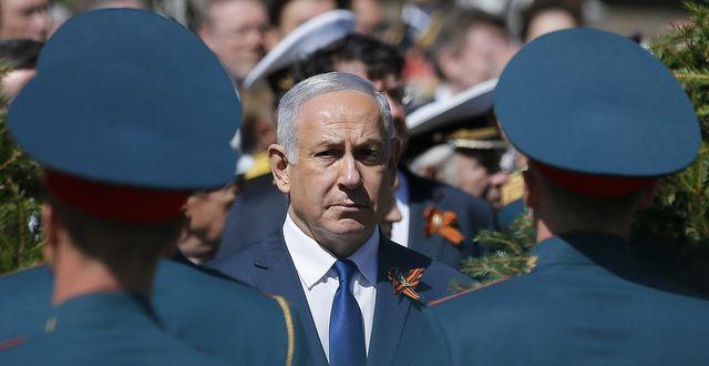 Arkivbild: Netanyahu. TT