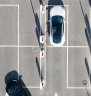 Arkivbild: Laddplats för Teslabilar Fredrik Sandberg/TT / TT NYHETSBYRÅN