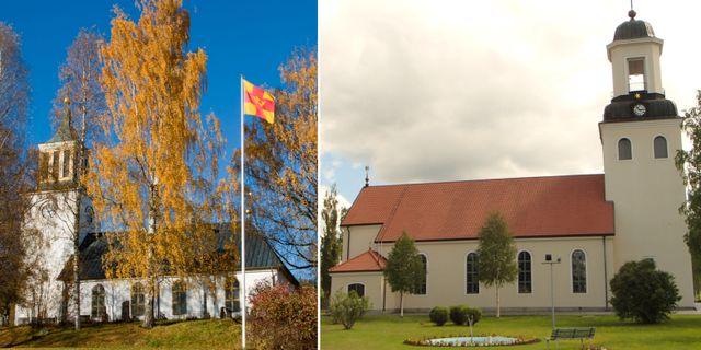 Dorotea kyrka/Bjurholms kyrka. Wikipedia
