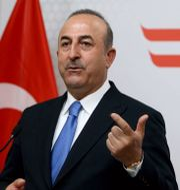 Mevlüt Çavuşoğlu. Ronald Zak / TT / NTB Scanpix