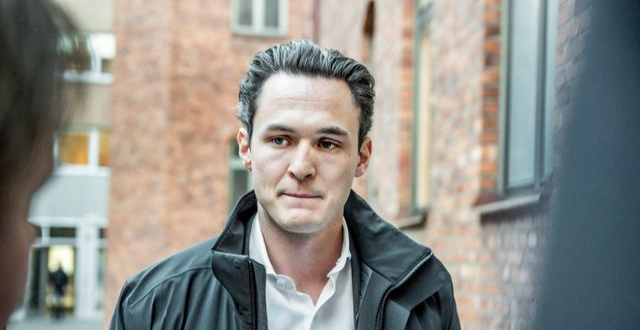 Alexander Ernstberger. Lars Pehrson/SvD/TT / TT NYHETSBYRÅN
