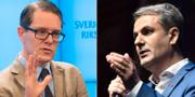 Lars Hjälmered (M) / Ibrahim Baylan (S) TT