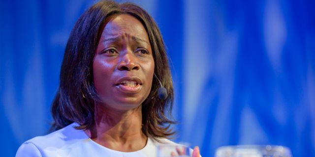 Nyamko Sabuni, partiledarkandidat L.  Henrik Montgomery/TT / TT NYHETSBYRÅN