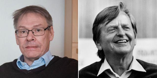 Åklagare Krister Petersson/Olof Palme TT