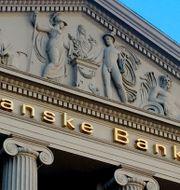 Danske Banks kontor i Köpenhamn. Jacob Gronholt-Pedersen / TT NYHETSBYRÅN