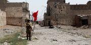 Arkivbild. Pakistansk soldat i regionen Waziristan. Rebecca Santana / TT / NTB Scanpix