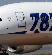 Arkivbild: Boeing 787-plan. Shizuo Kambayashi / TT NYHETSBYRÅN