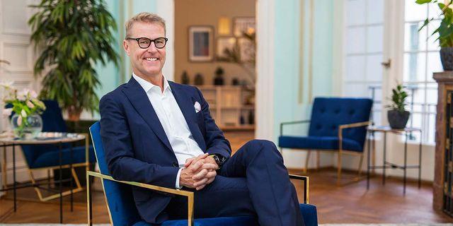 Fredrik Sjöstrand, CIO och medgrundare Kreditfonden. Kreditfonden har som målsättning att bli en ledande oberoende aktör inom direktlåning till företag i Skandinavien, och samtidigt skapa unika investeringsprodukter. Jens Dahlborg