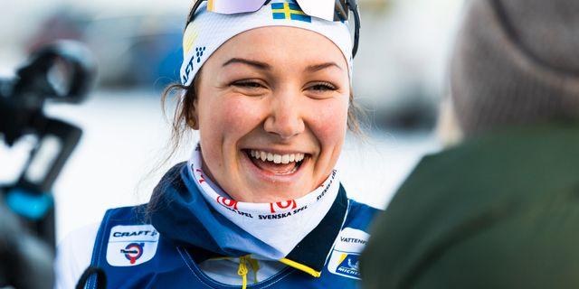 Moa Lundgren.  MATHIAS BERGELD / BILDBYRÅN