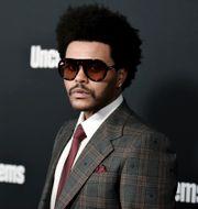 The Weeknd  Richard Shotwell / TT NYHETSBYRÅN