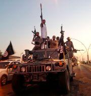 Arkivbild från Mosul 2014.  TT NYHETSBYRÅN/ NTB Scanpix