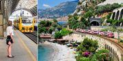 För länder som inte är kopplade till tågnätet (som Cypern och Malta) ska andra transportsätt göras tillgängliga, enligt Allt om resor. Interrail / Wikicommons
