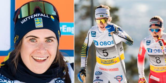 Ebba Andersson.  Bildbyrån