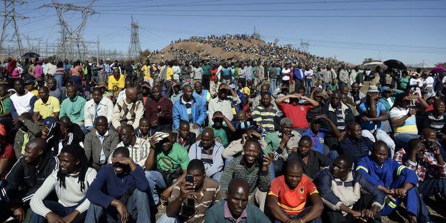 30 svarta dodade i sydafrika