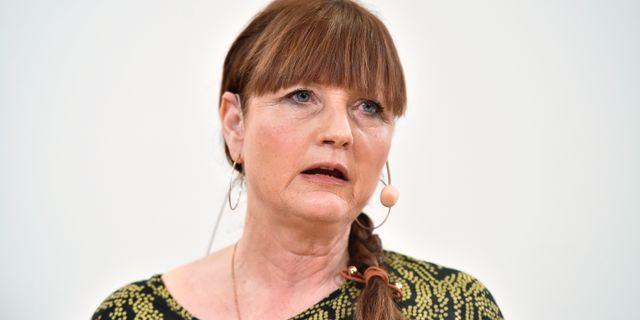 Marie Nilsson. Arkivbild. Karin Wesslen/TT / TT NYHETSBYRÅN