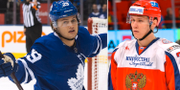 William Nylander, Nikita Zaitsev.  TT / Wikipedia
